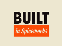 Built In Spiceworks