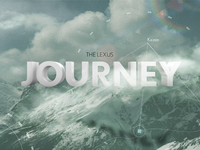 The Lexus Journey - Motiongraphics