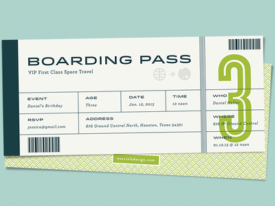 spaceship boarding pass