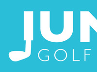 Junior Golf logo concept