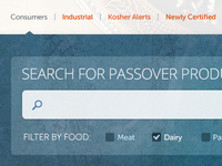 Search for Passover Products v2