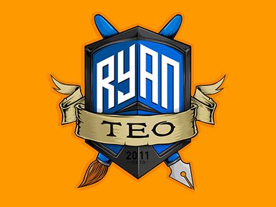 emblem logo  手绘