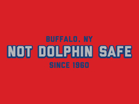 NOT DOLPHIN SAFE