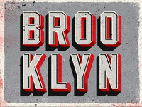 Brooklyn Type
