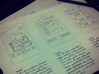 Wireframe Aplicativo