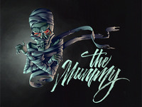 On Friday 13th! The Mummy