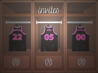 Locker Invite