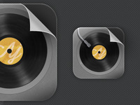 Album Jacket Icon