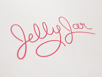 Jelly Jar Logo Exploration