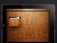 Wood Drawer (App project)