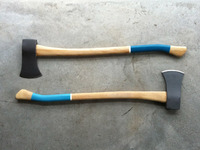 Custom Brand Colored Axes