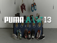 Puma A/W13 Lookbook