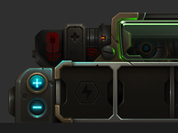 Wildstar Resource Bar