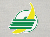Banana Grabbers Hockey Logo