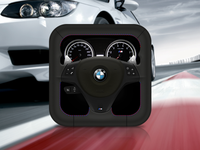 M3 steering wheel app icon