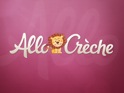 AlloCreche Logotype