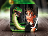 Harry Potter and the Chamber of Secrets iOS icon