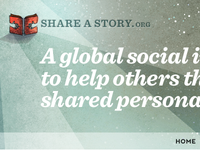remember Shareastory.org?
