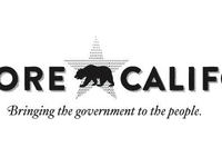 Restore California: bear & star