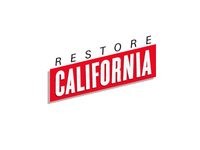 Restore California... the logo