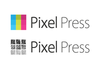 Pixel Press Logos