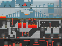 Pixel Press Level Design