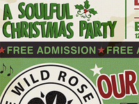 Soulful Christmas Party