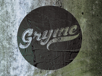 Gryme Logo Design and Exploration