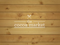Mock Logo Concept for The Cocoa Market