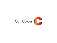 Mock Logo Concept for Can Colour