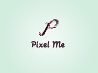Mock Logo Concept for Pixel Me
