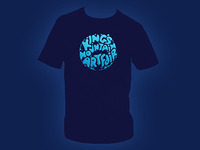 Kings Mountain Art Fair 2012 shirt