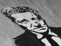 DAVID LYNCH t-shirt design