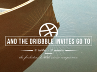 Competition Winners - Dribbble