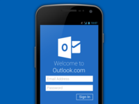 Outlook.com Redesigned