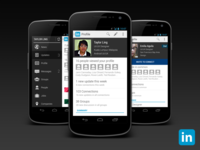LinkedIn Android App Redesigned