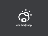 Weather[snap] Logo
