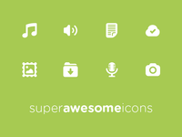 Super Awesome Icon V2