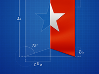Wunderlist Ribbon Blueprint
