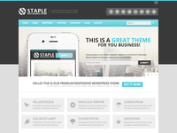 Staple Business Theme