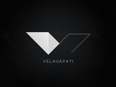 v and s logo design  Dribbble - logo by