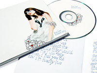 Kate Nash - CD cover