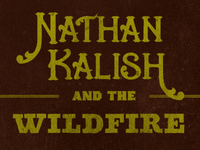 Nathan Kalish & The Wildfire