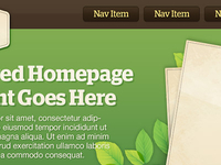 Native Leaf Homepage