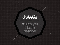Dribbble little discussion