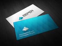 Sepér International Business Cards
