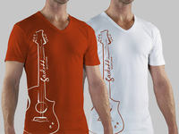 Gadotti Guitars - Shirt Design