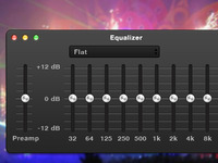 Refurbished iTunes Equalizer - V2 Improved Knobs