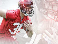 2012 Atlanta Falcons Rookie Club Facebook Cover
