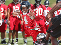 Atlanta Falcons Mini Camp Photo